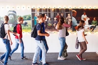 SETp ontvangt 6000 leerlingen bij Soldaat van Oranje - De Musical